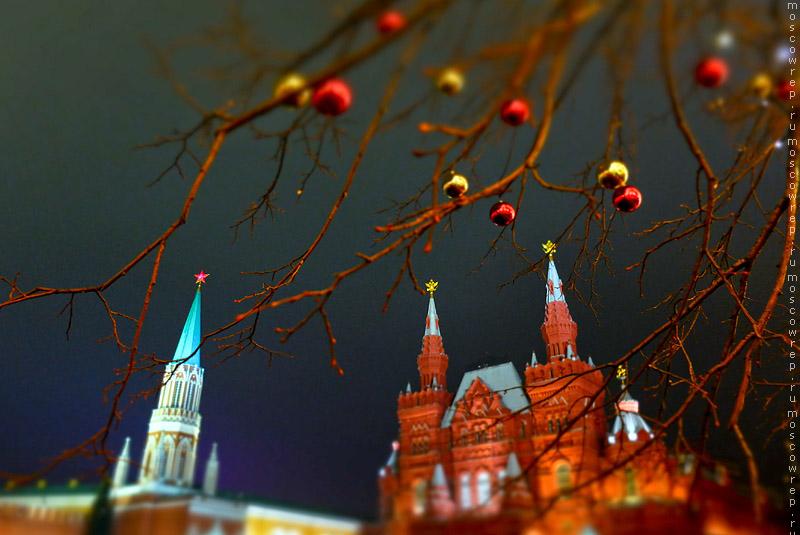 Москва, Московский репортаж, ГУМ, ГУМ-каток, каток, Красная площадь, ГУМ
