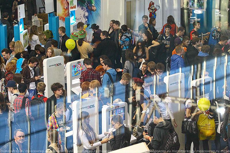 Московский репортаж, Москва, ИгроМир, ИгроМир-2014
