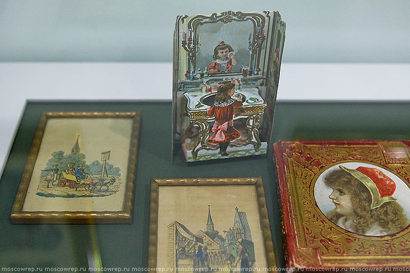 Москва, Московский репортаж, Музей Москвы, Игры наших бабушек