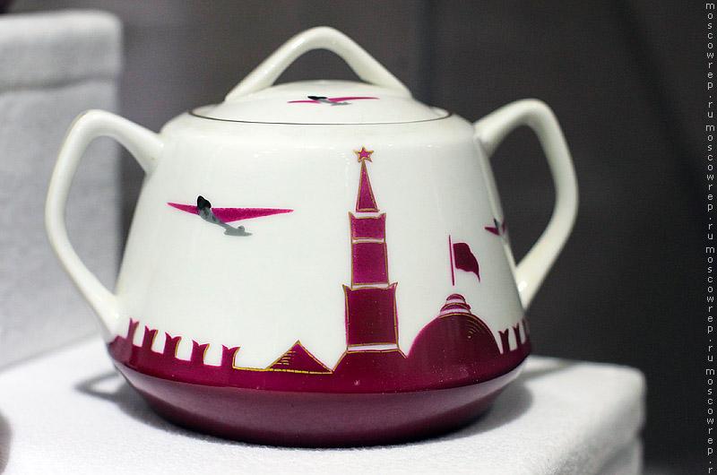 Москва, Московский репортаж, Коломенское, Фарфор, СССР