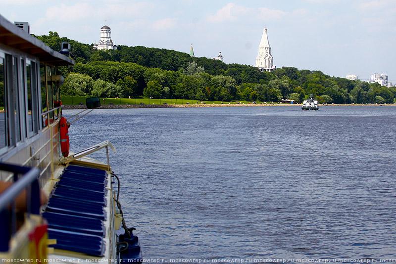 Московский репортаж, Москва, Коломенское