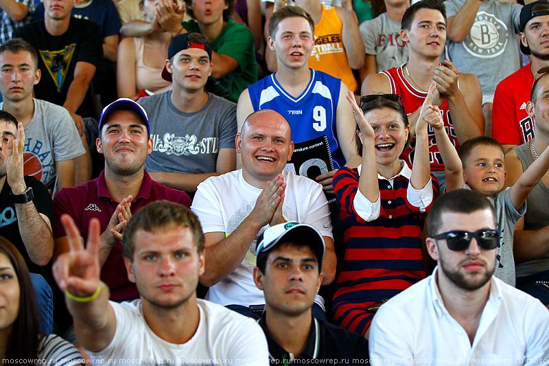Московский репортаж, Москва, Moscow Open 2014, стритбаскет, streetbasket, Под мостом