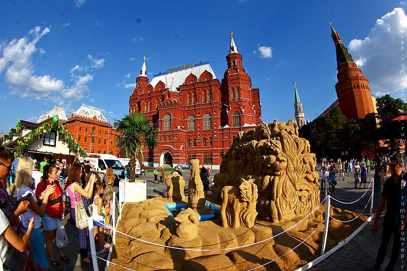 Москва, Московский репортаж,  Московское варенье