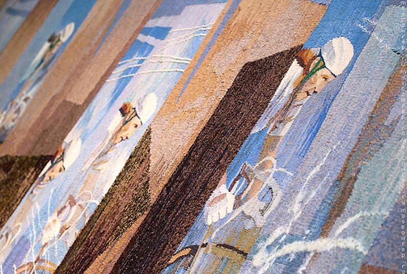 "Москва, Московский репортаж, Встречаем Олимпиаду, К XXII Зимним Олимпийским играм ""Сочи-2014"", Олимпиада"