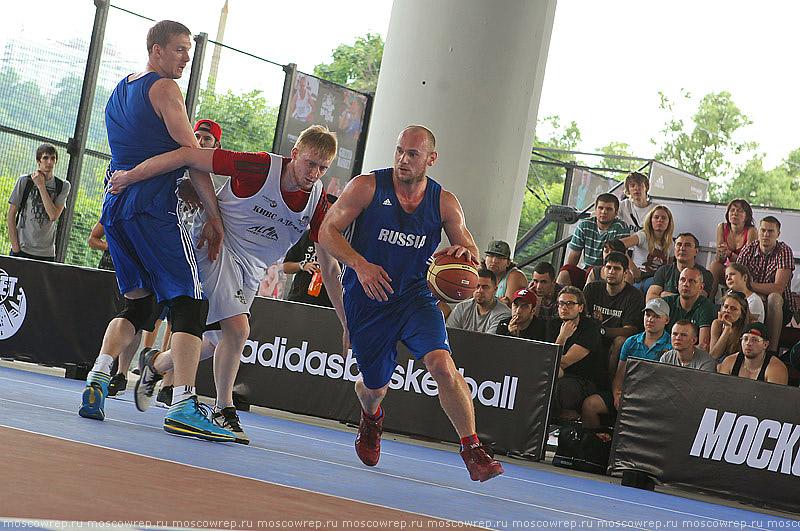 Московский репортаж, Москва, стритбаскет, баскетбол, стритбол, Под мостом