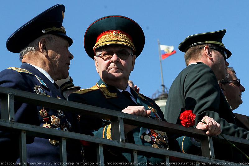 Московский репортаж, Москва, День Победы, Красная площадь, Парад Победы, 9 мая