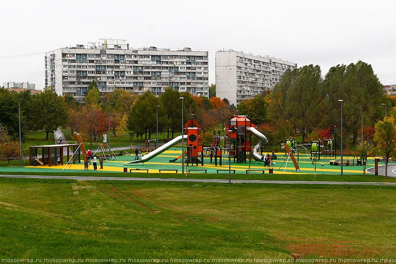 Московский репортаж, Москва, Садовники