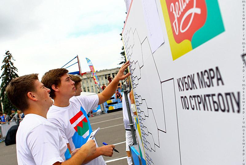 Московский репортаж, Москва, стритбол, ВДНХ, ЛГЗ, кубок мэра