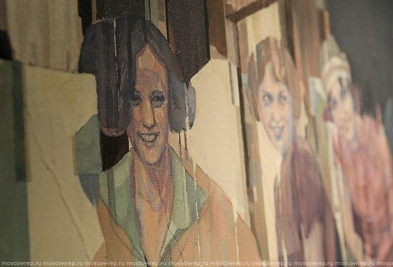 Москва, Московский репортаж, Музей Москвы, Урбанизм: город в моем сознании
