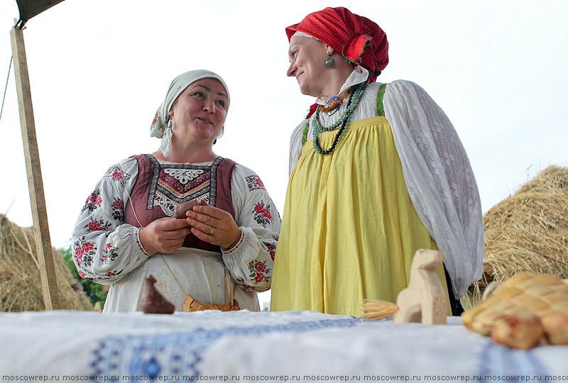 Московский репортаж, Москва, Коломенское, Времена и эпохи