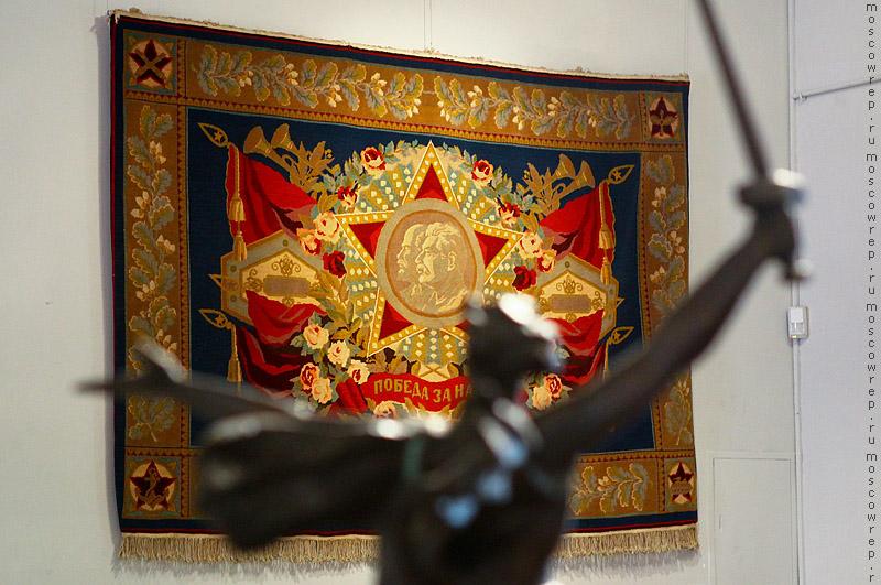 Московский репортаж, Москва, День Победы, 70 лет Победы, искусство