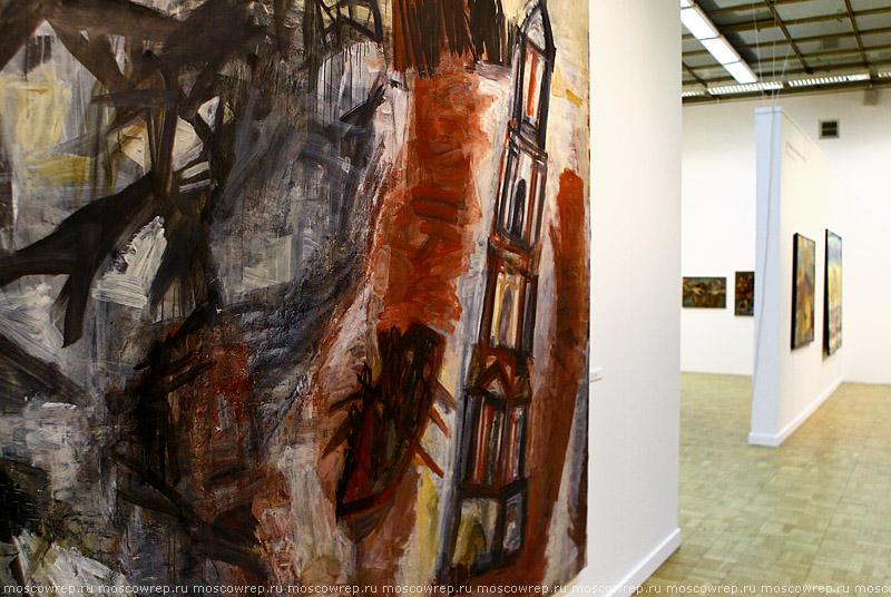 Московский репортаж, Москва, ЦДХ, ЦДХ-2015, Международный художественный салон