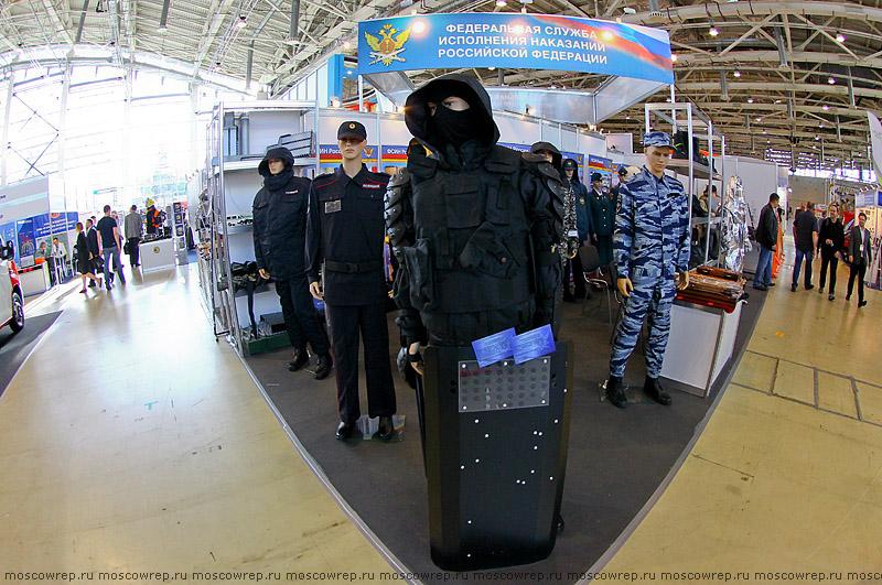 Москва, Московский репортаж, Комплексная безопасность - 2015, ВДНХ