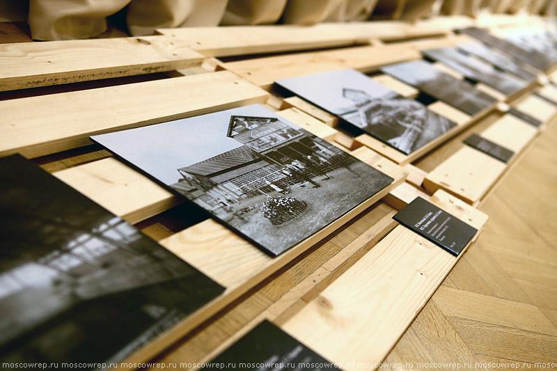 Московский репортаж, Москва, МуАр, Музей архитектуры имени Щусева, Русское деревянное