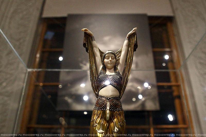 Московский репортаж, Москва, Истории русского балета, ВМДПНИ