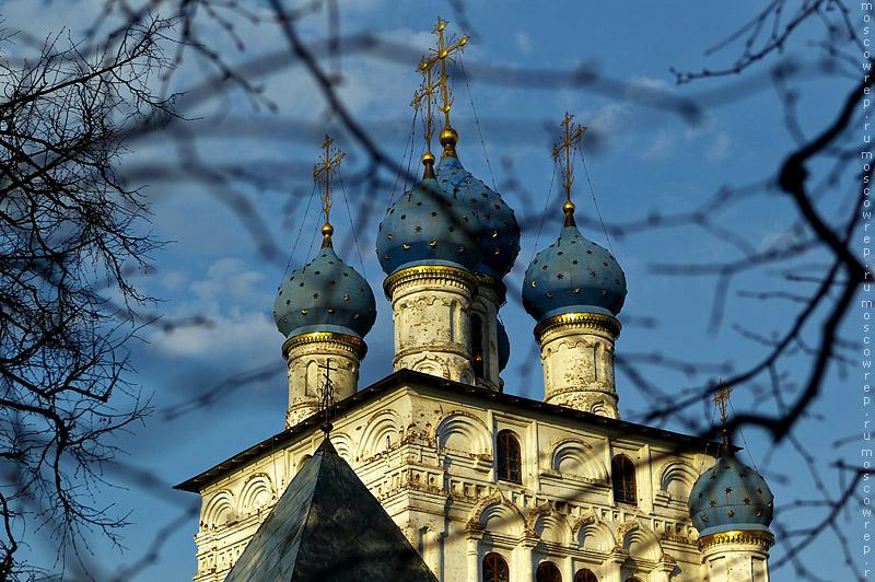 Москва, Московский репортаж, Коломенское