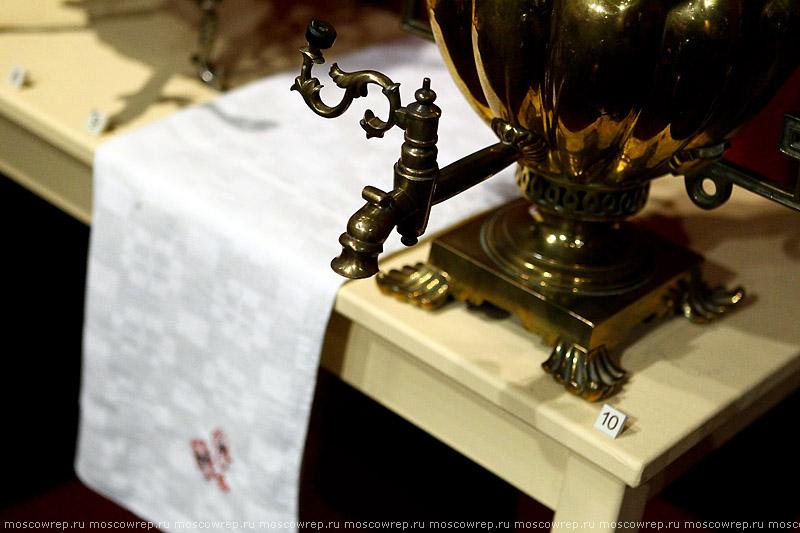 Москва, Московский репортаж, Коломенское, самовар, коллекция самоваров Дмитрия Рогова, Дмитрий Рогов