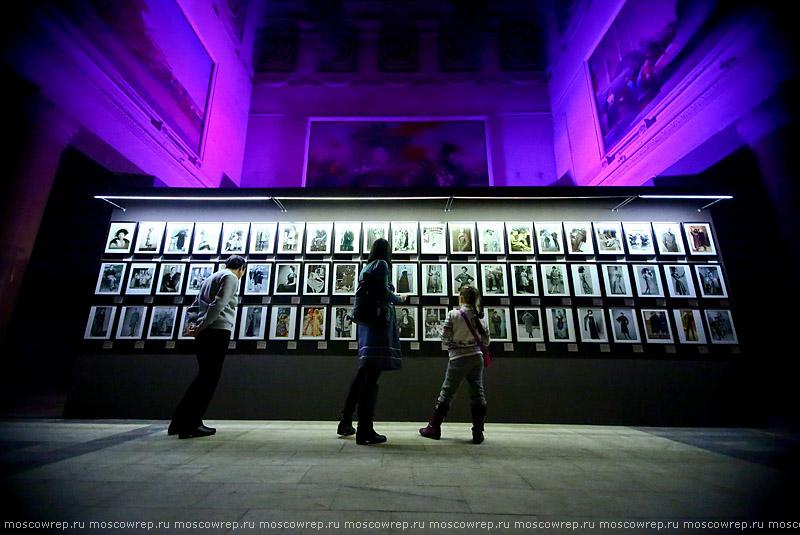 Москва, Московский репортаж, ВДНХ, Александр Васильев, 100 лет моды в России