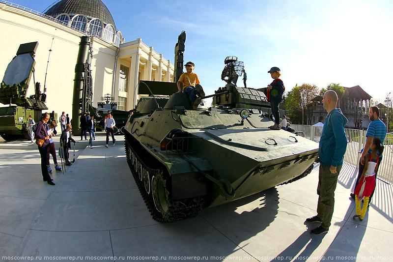 Московский репортаж, Москва, ВДНХ, День Победы, 9 мая
