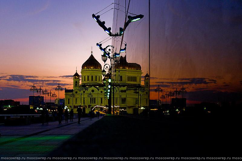 Московский репортаж, Москва