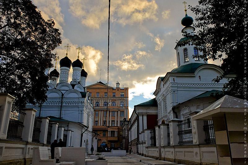 Московский репортаж, Москва, Москва пешеходная, пешеходные зоны, Черниговский переулок