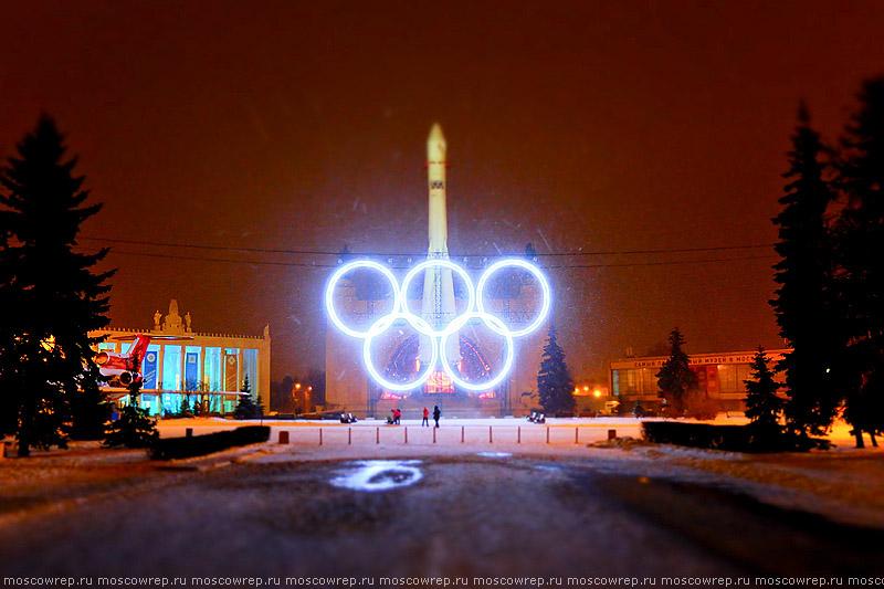 Московский репортаж, Москва, ВДНХ, Олимпиада, Сочи-2014, Механика чуда