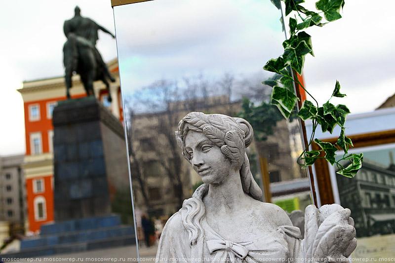 Москва, Московский репортаж, Пасха