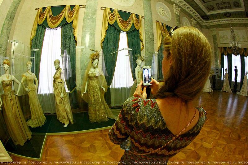 Москва, Московский репортаж, Вячеслав Зайцев, мода, платья
