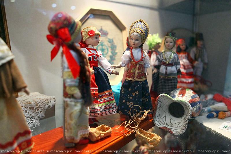 Московский репортаж, Москва, Формула рукоделия, рукоделие, Золотая пуговица