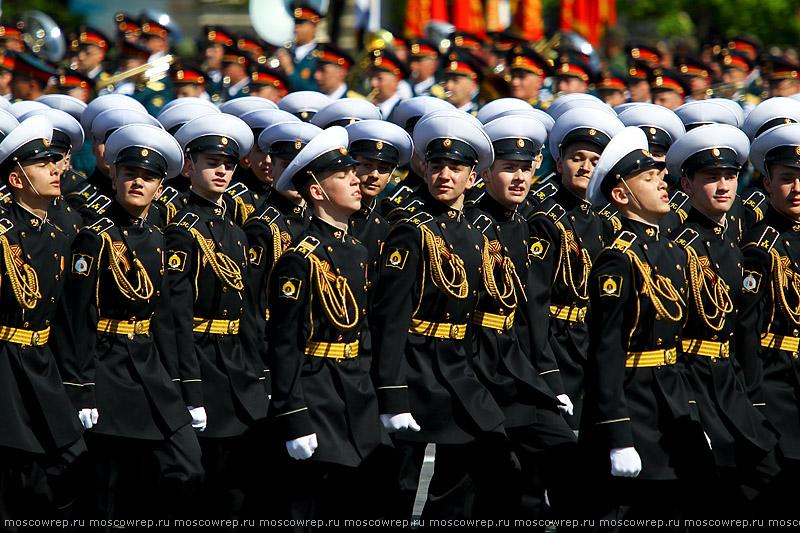 Московский репортаж, Москва, День Победы, 9 мая, Парад Победы, Красная площадь