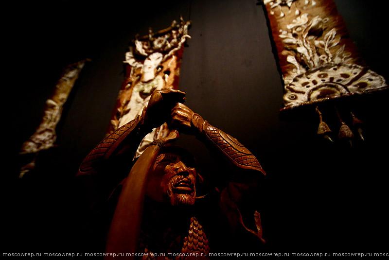 Московский репортаж, Москва, Девять драгоценностей Бурятии, Дни культуры Улан-Удэ в Москве, ВМДПНИ