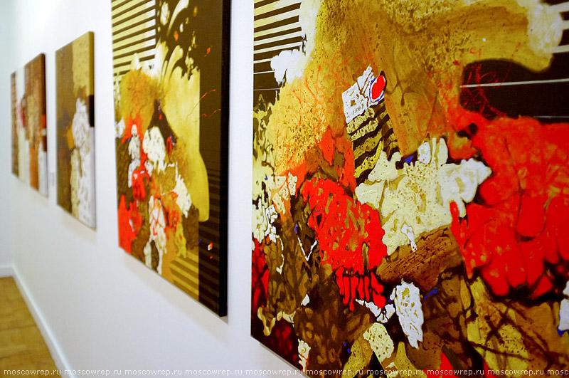 Московский репортаж, Москва, XIX Московский международный художественный салон ЦДХ2016 Образ времени, ЦДХ-2016, ММХС, 19-й ММХС