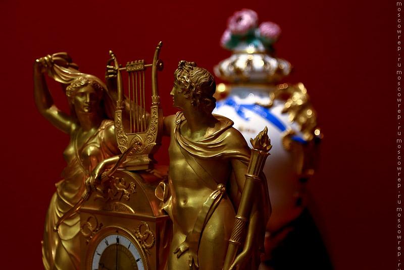 Москва, Московский репортаж, Александровский дворец в Царском Селе и Романовы, Царицыно