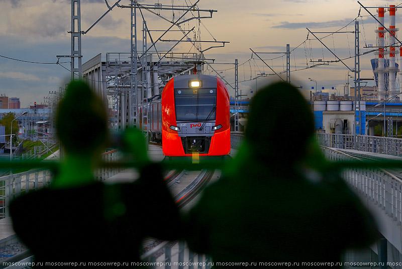 Московский репортаж, Москва, метро, МЦК, Московское центральное кольцо