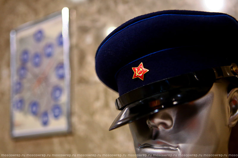Москва, Московский репортаж, Центр профориентации, Выставочная, метро