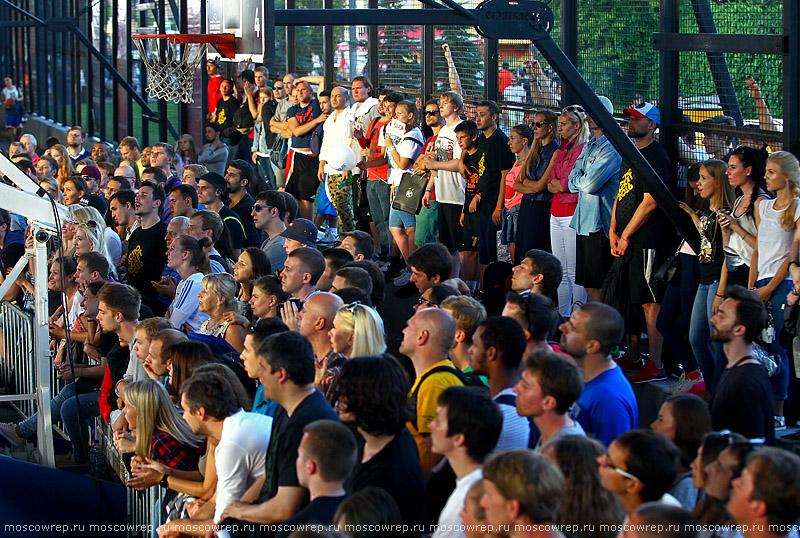 Московский репортаж, Москва, Moscow Open 2016, стритбаскет, streetbasket, Под мостом