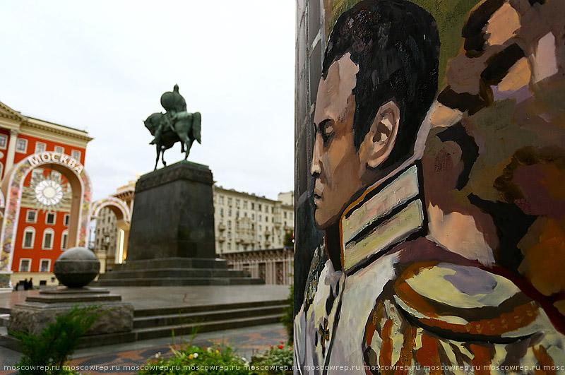 Московский репортаж, Москва, Московское кино, Фестивали Москвы