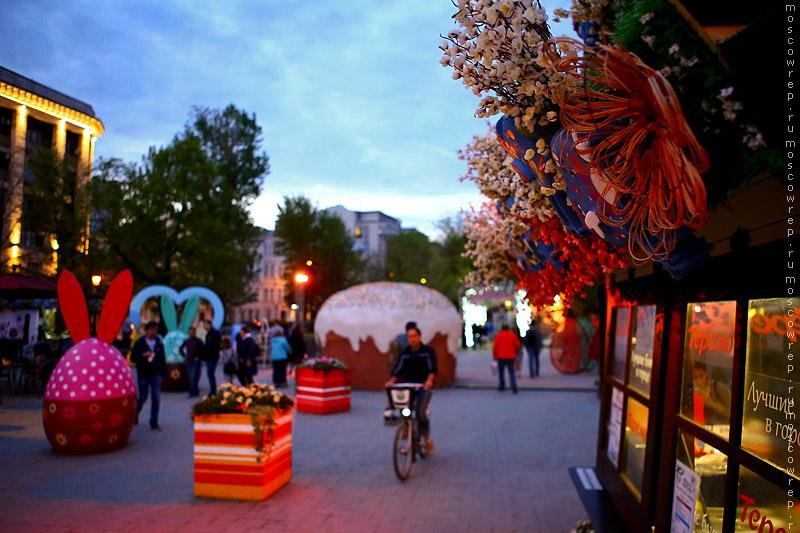 Москва, Московский репортаж, Московская весна