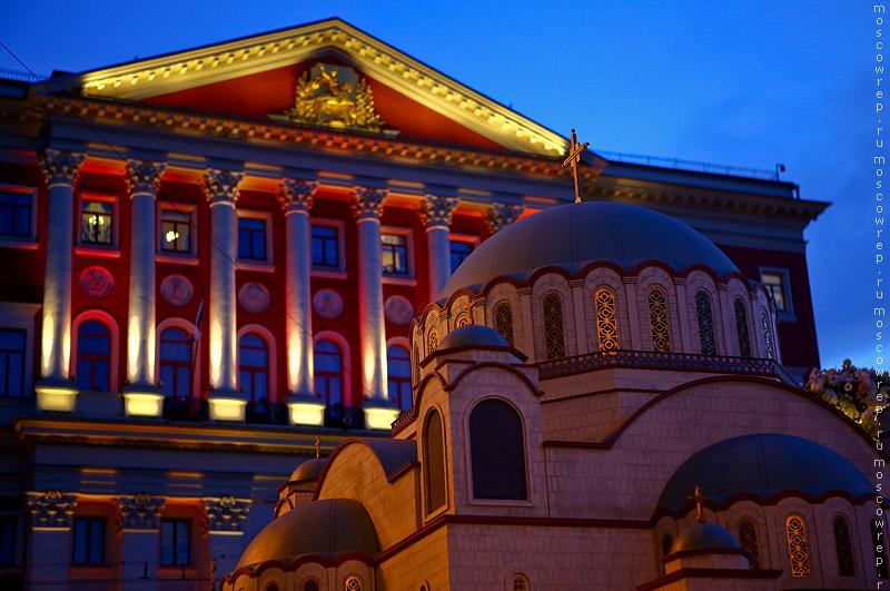 Московский репортаж, Москва, Православная Пасха в мире, Московская весна Православие, Церковь, Orthodoxy