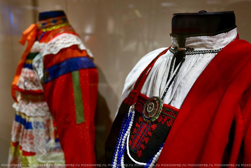 Москва, Московский репортаж, Коломенское, Осенины Традиционные крестьянские праздники