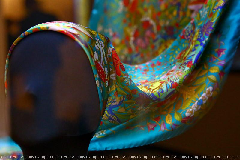 Москва, Московский репортаж, Музей моды, Шёлковые песни птицы Сирин, Ирина Батькова, Sirinbird, мода, fashion