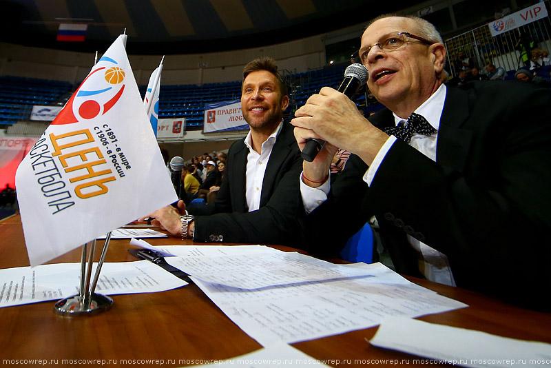 Московский репортаж, Москва, баскетбол, basketbal, МБА, ПБК МБА, РФБ, Праздник баскетбола, Крылатское