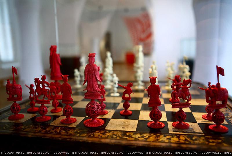 Московский репортаж, Москва, выставка Ход конем, ВМДПНИ