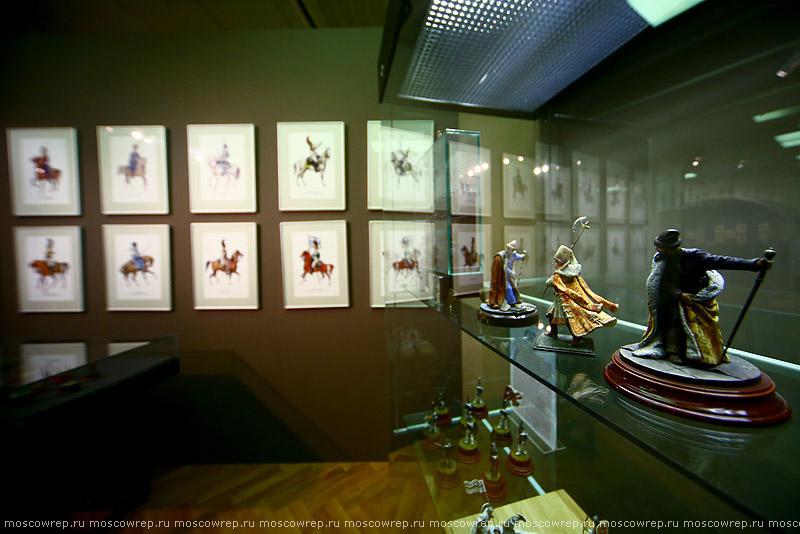 Московский репортаж, Москва, Сквозь времена Российская военно-историческая миниатюра, ВМДПНИ