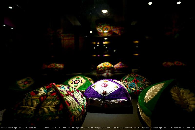 Московский репортаж, Москва, Сокровища культурного наследия Узбекистана, ВМДПНИ