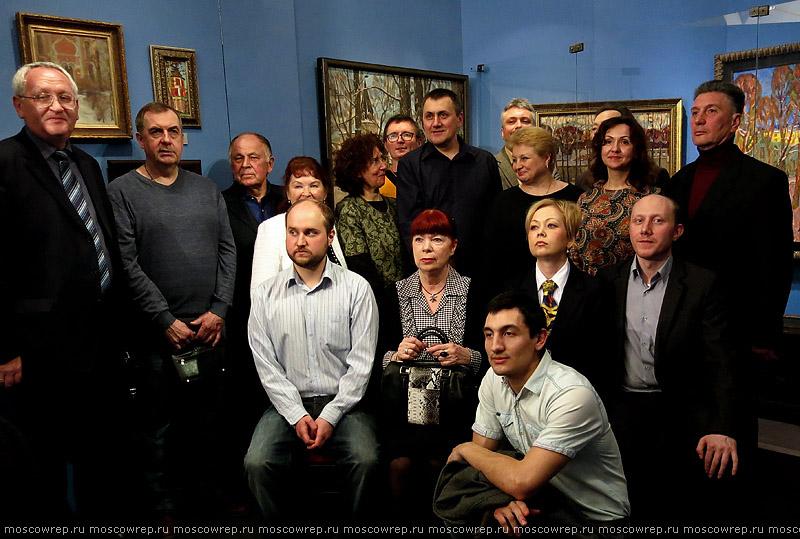Московский репортаж, Москва, Измайлово, Измайловский остров, Виктор Маторин, Пасха на Измайловском острове