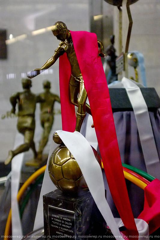 Московский репортаж, Москва, метро, Золото наших побед, Воробьевы горы, Олимпиада