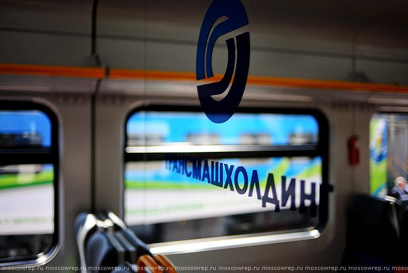Московский репортаж, Москва, Экспо1520, РЖД, Щербинка