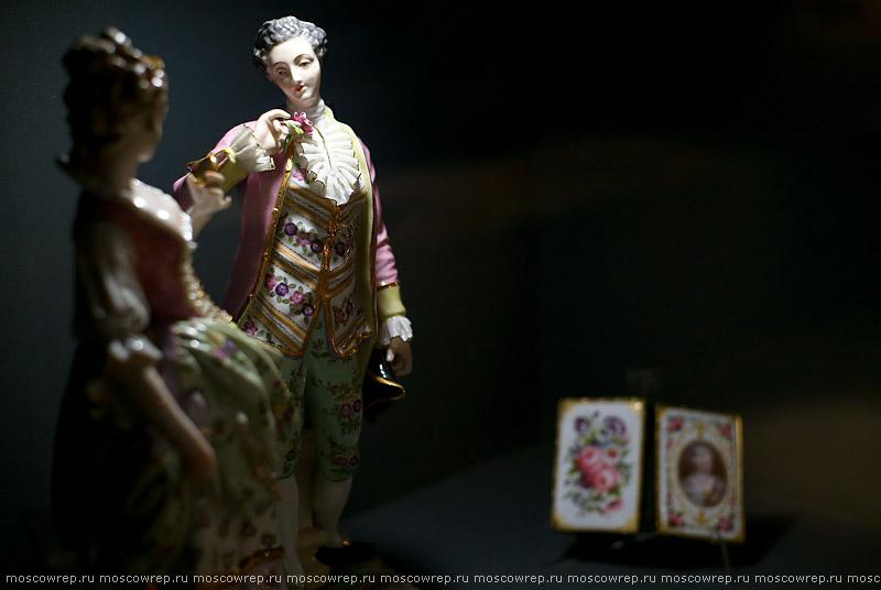 Московский репортаж, Москва, К 870-летию Москвы. Москва глазами иностранцев, Музей Москвы