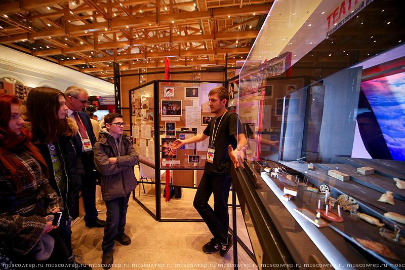 Московский репортаж, Москва, Московский культурный форум, Манеж, Стивен Сигал, Steven Seagal